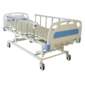 cama hospitalaria mecanica tres funciones GM-702