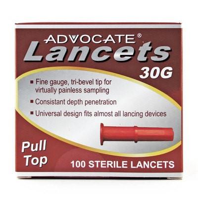 advocate lancetas 308-C