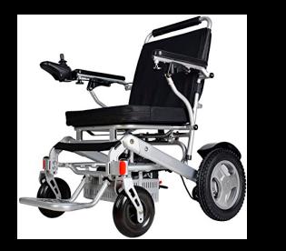 silla de ruedas eléctrica liviana GM-110