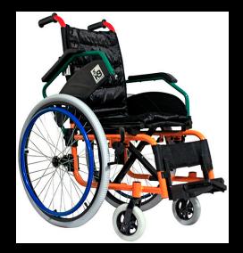 silla de ruedas pediátrica GM-112