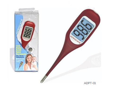 termómetro sin contacto
